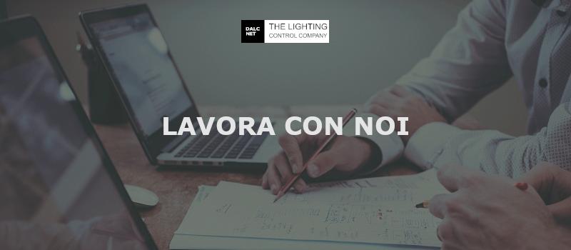 Dalcnet ricerca professionisti del settore lighting